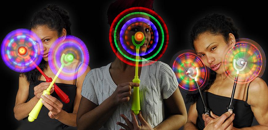 LED Leuchtrotoren