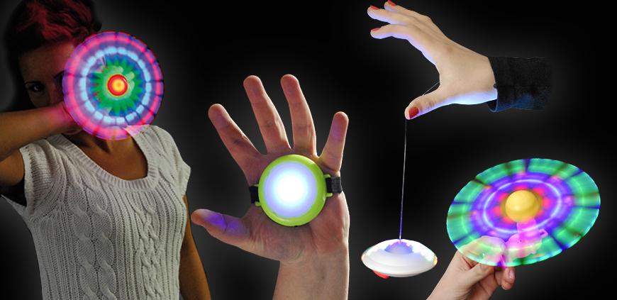 LED Spielzeug