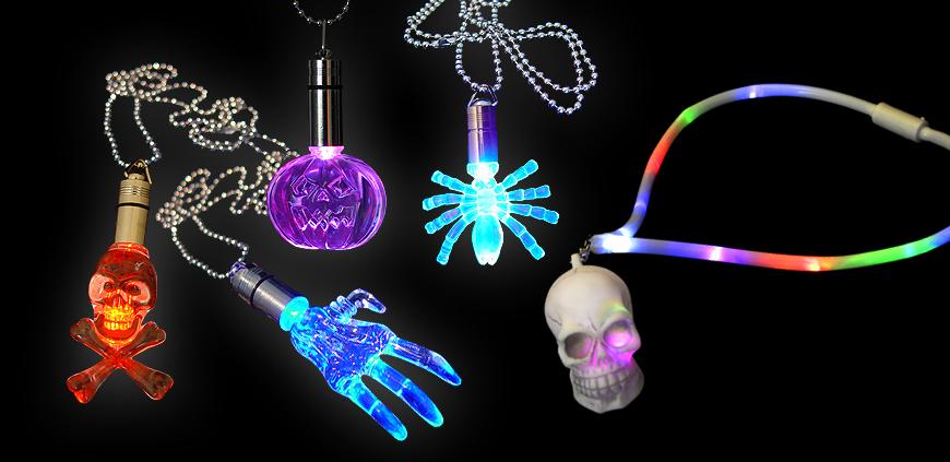 LED Halsketten