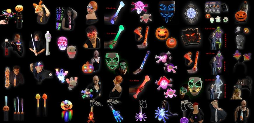 Halloweenartikel