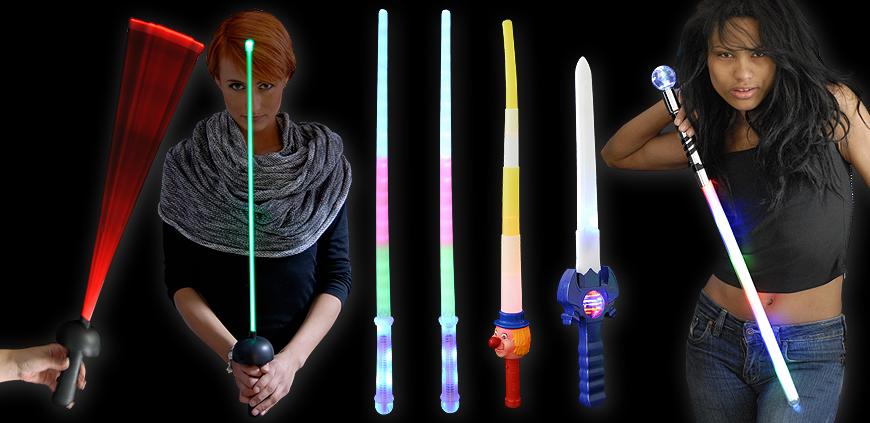 LED Schwerter
