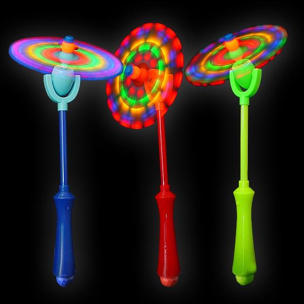 "LED Leuchtrotor ""Clown"""