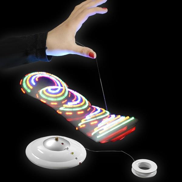 """LED """"UFO-Attacke"""""""