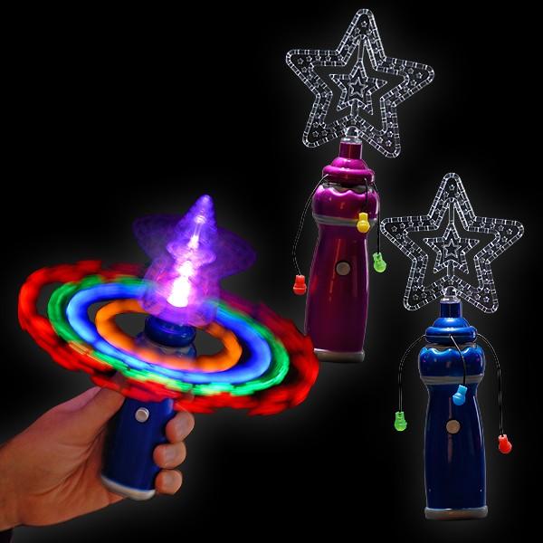 "LED Mega Wirbler ""Kristall Stern"""