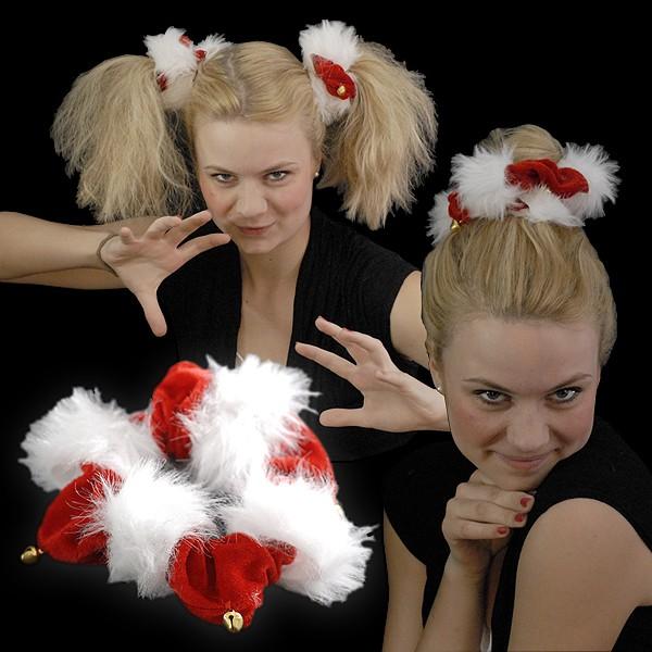 """Weihnachts Haarband """"Kling Glöckchen"""""""