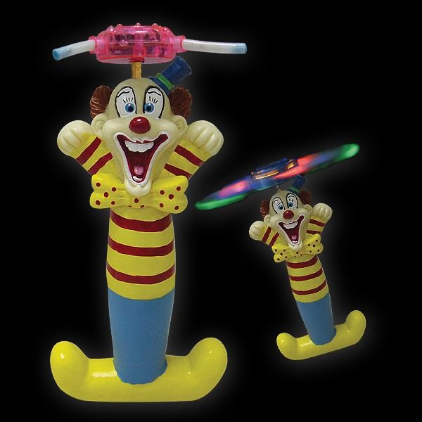 "LED Rotor Comic ""Clown"""