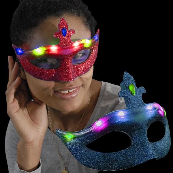 """LED Leuchtmaske """"Venedig"""""""