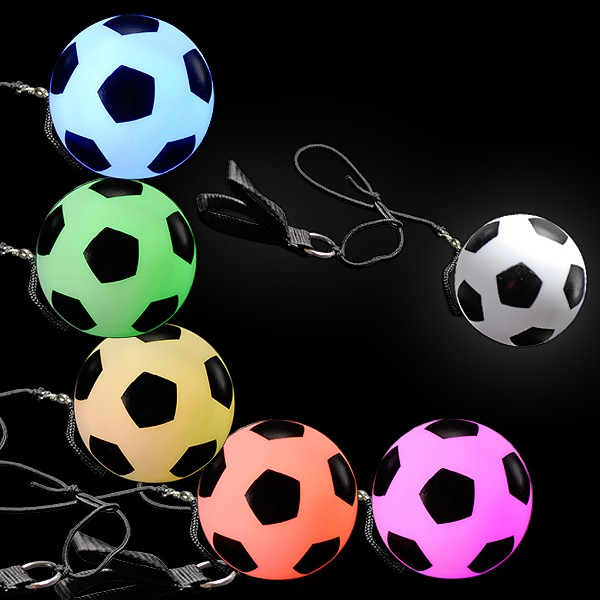 "LED Fan Poi ""Fussball"""