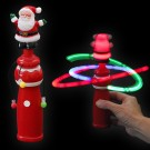 """LED Mega Wirbler """"Weihnachtsmann"""""""