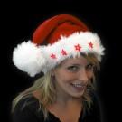 """Weihnachtsmütze """"Superflausch Stern"""""""