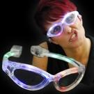 """LED Supernova Brille """"Multicolor"""""""