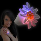 LED Edelweiss Ring
