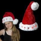 """Kinder Weihnachtsmütze """"Superflausch Stern"""""""