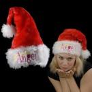 """Weihnachtsmütze """"Angel-Heart"""""""