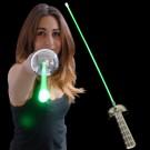 """LED Laser Degen """"Grün"""""""