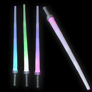 """LED Licht Schwert """"Regenbogenfunktion"""""""