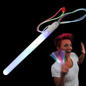 LED Cyber Stick Regenbogen