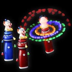 "LED Mega Circus Wirbler ""Clown"""