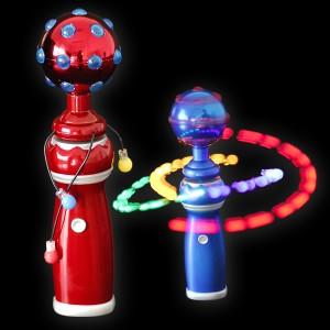 "LED Mega Wirbler ""Spaceball"""