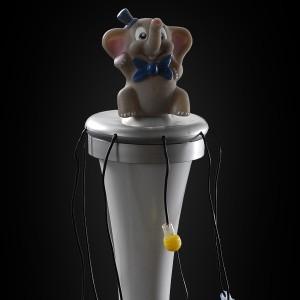 "LED Giga Wirbler ""Elefant"""