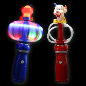 "LED Omega Wirbler ""Clown"""