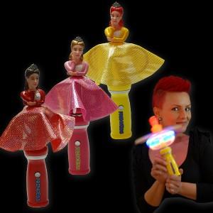 "LED Omega Wirbler ""Prinzessin"""