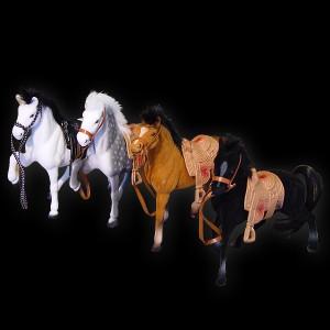 """Fliska Pferde """"Groß 23 cm"""""""