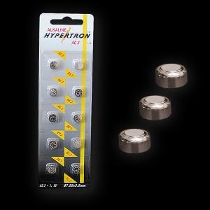 """Hypertron Batterie 1,5V """"AG 3"""" Knopfzelle"""