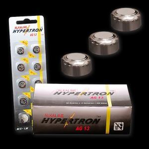 """Hypertron Batterie 1,5V """"AG 13"""" Knopfzelle"""