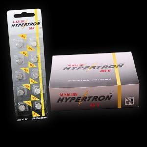 """Hypertron Batterie 1,5V """"AG 6"""" Knopfzelle"""