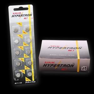 """Hypertron Batterie 1,5V """"AG 7"""" Knopfzelle"""