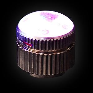 """Magnetblinker """"12 mm Blau/Rot"""""""