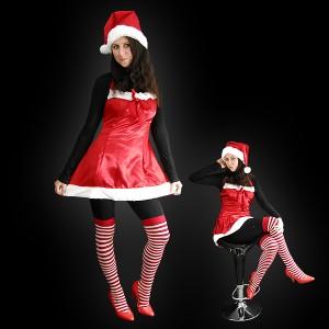 "Weihnachtsfrau Kostüm ""Susi Santa"""