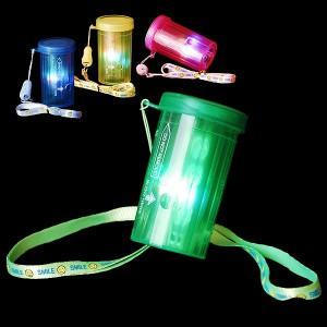 LED Blinkende Mini Tröte