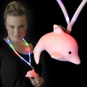 "LED Schneekette ""Delfin"""