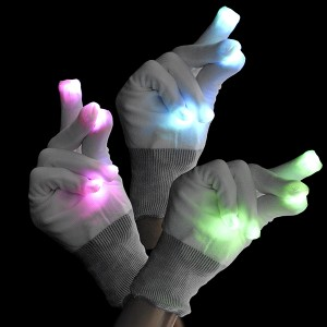 "LED Handschuh ""Flashy Fingers"""