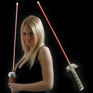 """LED Laser Degen """"Rot"""""""