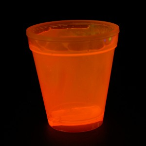"Miracle Of The Light / Knick Leuchtbecher ""250 ml Orange"""