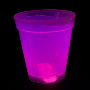 "Miracle Of The Light / Knick Leuchtbecher ""250 ml Pink"""