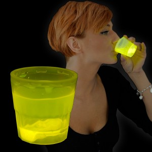 "MOTL Knick Leuchtpinnchen ""50 ml gelb"""