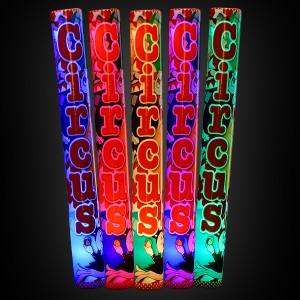 """LED Pompom Stab """"Circus"""""""