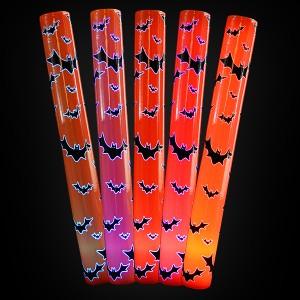 """LED Pompomstab """"Halloween Fledermäuse"""""""