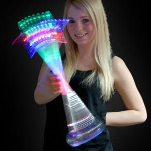 LED R/C Prisma Kugel Stern Stab