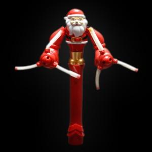 """LED Duplex Wirbler """"Weihnachtsmann"""""""