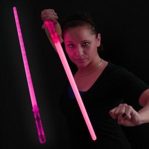 """LED Neonschwert """"Pink"""""""