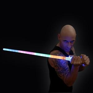 """LED Neonschwert """"Tetra Color"""""""