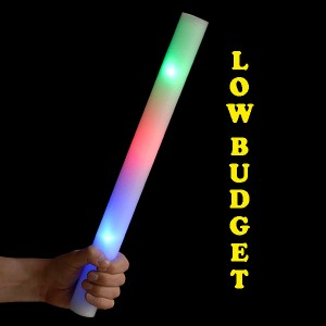 "LED Pompom Stab ""Slim 48 cm"""