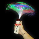 "LED Magic Stick Spinner Rainbow ""Snowman"""