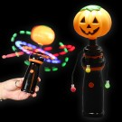 "LED Mega Spinning Light ""Big Pumpkin"""