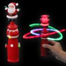 "LED Mega Spinning Light ""Santa Claus"""